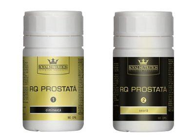 RQ Prostata, produsul care amelioreaza simptomele celor mai complicate afectiuni ale prostatei