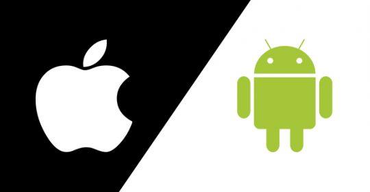 Android depaseste iOS in ceea ce priveste traficul publicitar