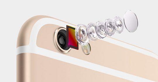 iPhone 6S – Camera foto de 12 MP cu HDR