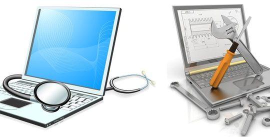 Defecte frecvente pe care utilizatorii le semnaleaza in cazul laptopurilor