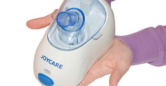 Curatarea si dezinfectarea aparatului cu aerosoli