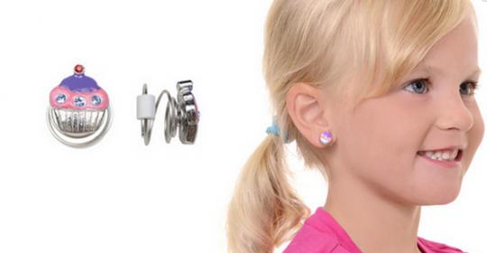 Cerceii ideali pentru fetite si doamne