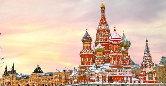 Tu ai vizitat Kremlin-ul si Piata Rosie din Rusia?