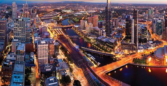 Calatoria cu trenul in Australia