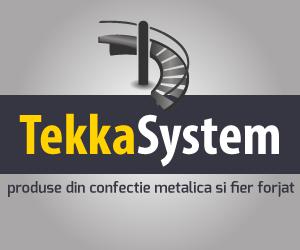 Tekka System - Scari interioare