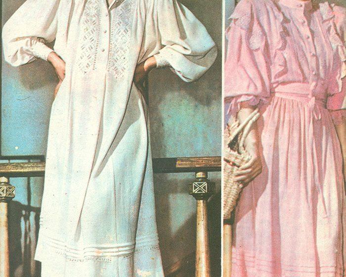Moda anilor 80' pana in prezent