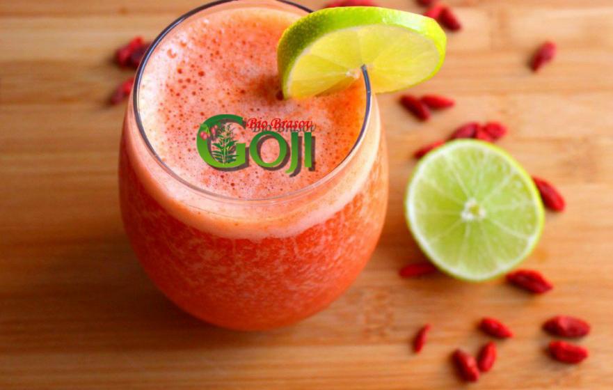 Integrarea fructelor Goji in dieta