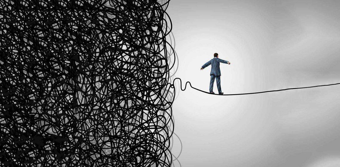 Frica este un agresor al mintii