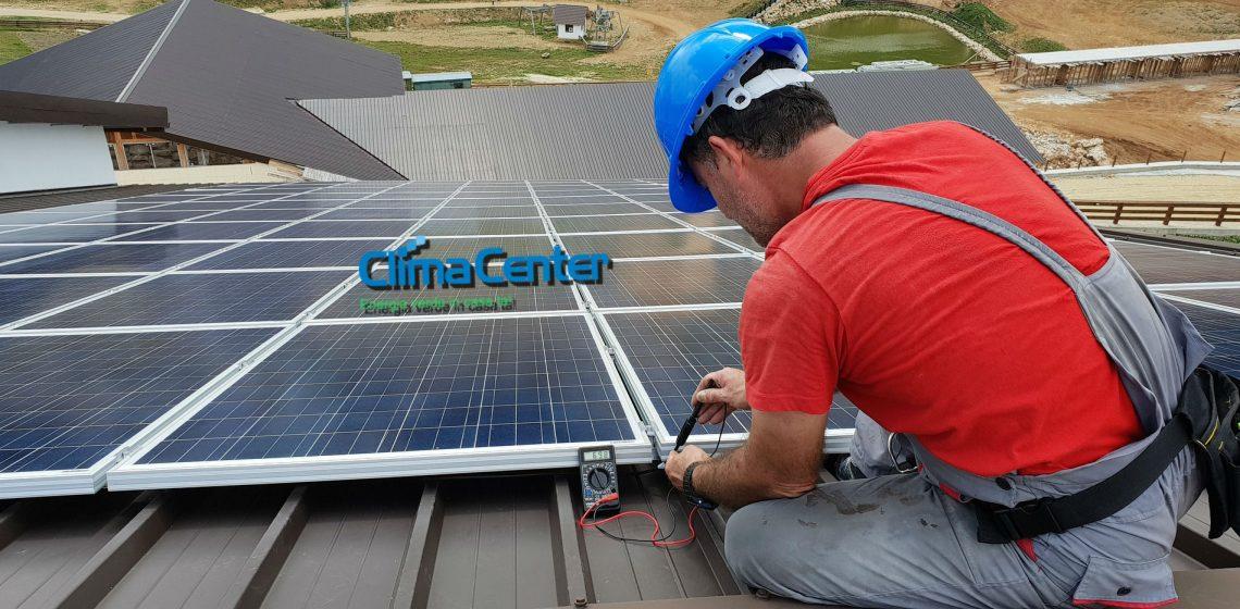 Panouri solare si celule fotovoltaice