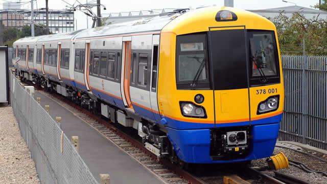 trenuri in UK