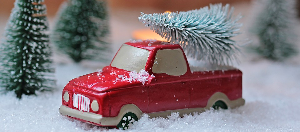 Condus iarna