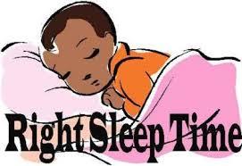 Cum sa ii culcati pe cei mici la o ora adecvata - Partea I