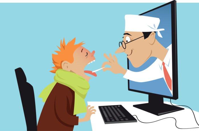 Totul despre vizitele medicale virtuale - II